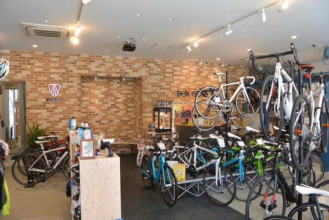 自転車の 東京バイク 自転車 レンタル : スポーツサイクリングに興味が ...