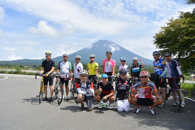 4/13募集を締め切りました。フィットネスサイクリング110km 富士山1周 @ スルガ銀行御殿場東支店併設 サイクルステーション | 御殿場市 | 静岡県 | 日本