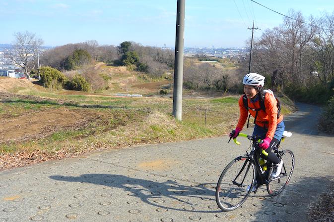 自転車の 平塚 自転車倶楽部 : POTTERING201502040042hp