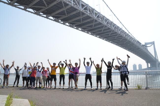 8/18募集を締め切りました。ポタサイクリング50km 初心者でも楽しめる東京ベイエリア BEX ISOYA晴海店 @ BEX ISOYA 晴海店 | 中央区 | 東京都 | 日本
