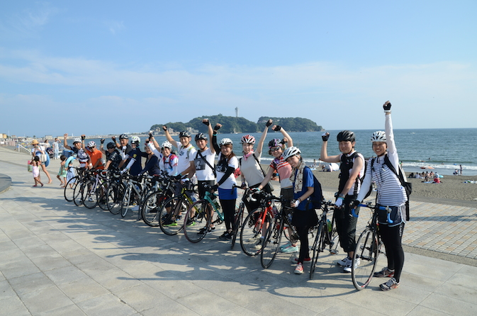 体験サイクリングVol.1, 25km 湘南 牧場ジェラート @ 片瀬江ノ島リンケージサイクリングクラブハウス | 藤沢市 | 神奈川県 | 日本
