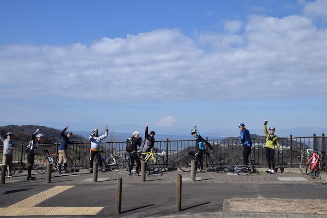 6/13募集を締め切りました。フィットネスサイクリング115km 湘南-三浦半島1周 葉山からの絶景富士山 @ 片瀬江ノ島リンケージサイクリング クラブハウス | 藤沢市 | 神奈川県 | 日本