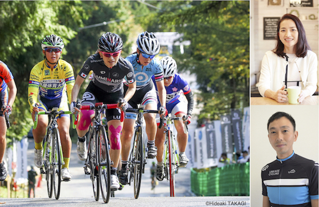 女王とオリンピアンが裏話まで語る!「自転車競技プロロードレーサーの実情」 @ d-labo ミッドタウン | 港区 | 東京都 | 日本