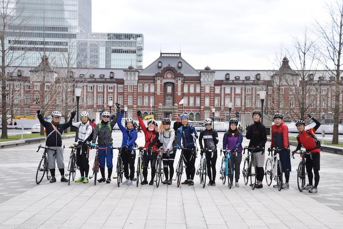 12/25募集を締め切りました。ポタサイクリング TOKYO 55km × 完走パエリアパーティ @ 旭倉庫内  月島スペインクラブ占有スペース | 中央区 | 東京都 | 日本