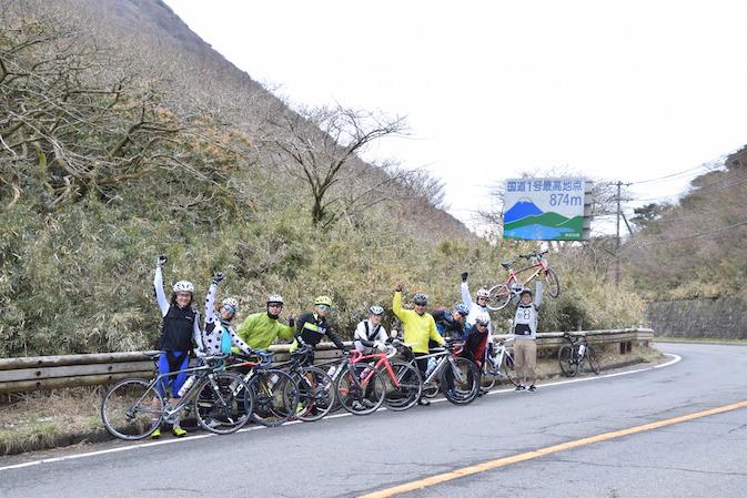 フィットネスサイクリング110km 湘南-箱根−芦ノ湖 あこがれのルート @ 片瀬江ノ島リンケージサイクリング クラブハウス | 藤沢市 | 神奈川県 | 日本