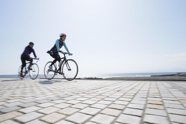 ポタサイクリング40km入門 湘南 @ リンケージサイクリング