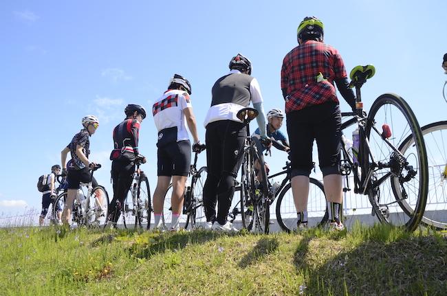 フィットネスサイクリング60km ロードバイクヒルクライム入門  @ リンケージサイクリング