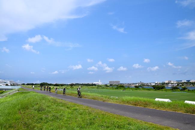 スポーツサイクリング100km湘南チャレンジ