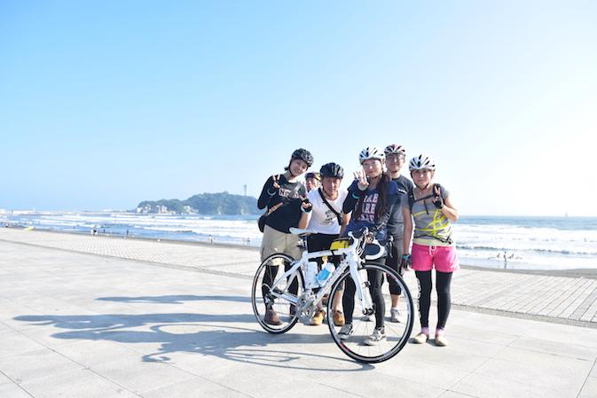 募集を締切ました。体験サイクリング20km(AM) @ リンケージサイクリング | 藤沢市 | 神奈川県 | 日本