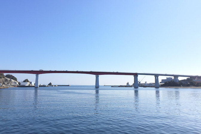 城ヶ島大橋hp