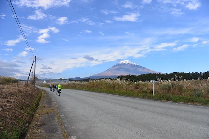 小山町×スルガ銀行 富士山麓ライド50km @ スルガ銀行サイクルステーション(御殿場東支店併設)